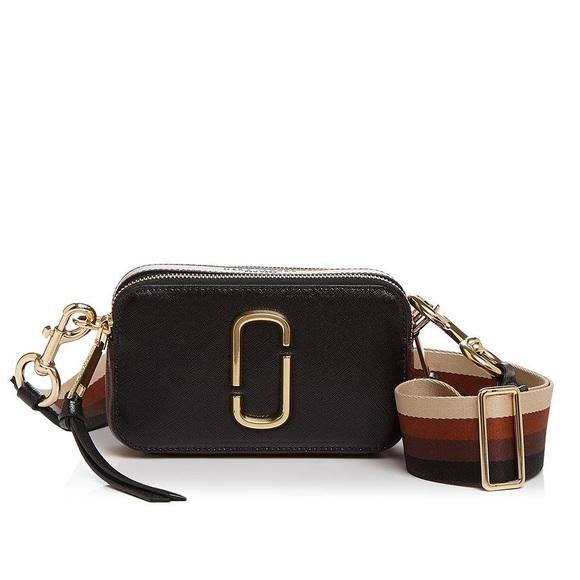 15fe4f3e26ba Marc Jacobs Snapshot Camera Crossbody Bag in Black.  M 5c893837e944ba61e27a7bc6. Other Bags ...